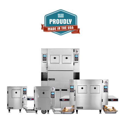 Our ventless commercial fryer, AutoFry, is made in the USA.